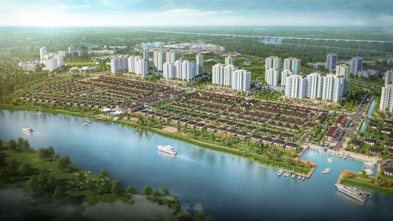 waterpoint riverside city ben luc, long an province (2)
